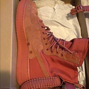 Nike Air Force 1 , Dusty Peach